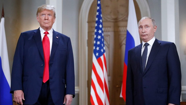 Trump and Putin Discuss Nuclear Weapons, Mueller Report