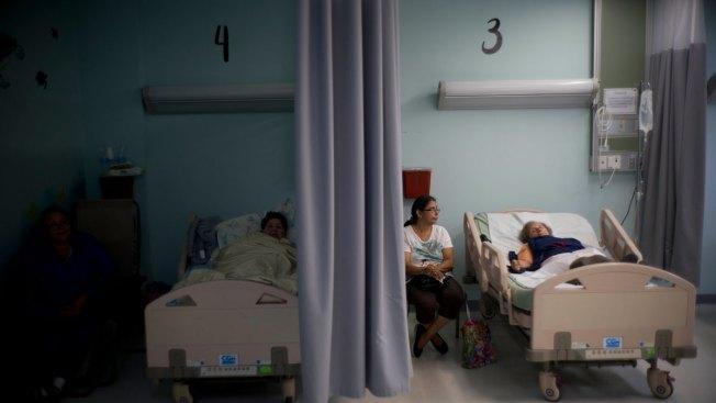 Puerto Rico Hurricane May Cause Shortage of Hospital IV Bags