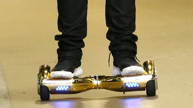 Priest Punished for Riding Hoverboard During Christmas Eve Mass