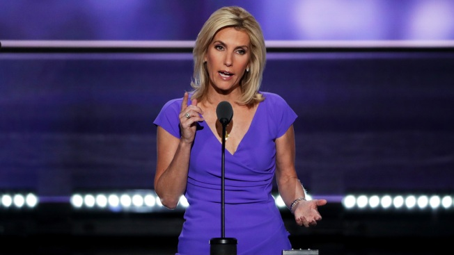 Laura Ingraham Returns to Work, Complains About Censorship
