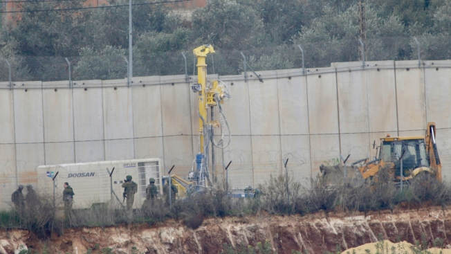 Israel Launches Operation to Thwart Hezbollah Border Tunnels