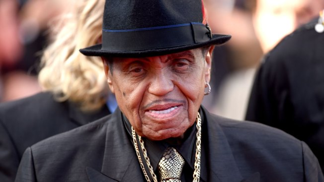 Grandson Taj Says Joe Jackson Is 'Doing a Lot Better' After Stroke