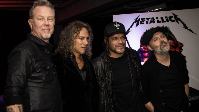 Metallica to Bring Heavy Metal to Lincoln Financial Field