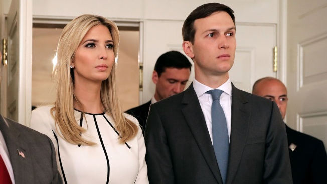 Roles Reduced, Kushner and Ivanka Trump's Fate Uncertain