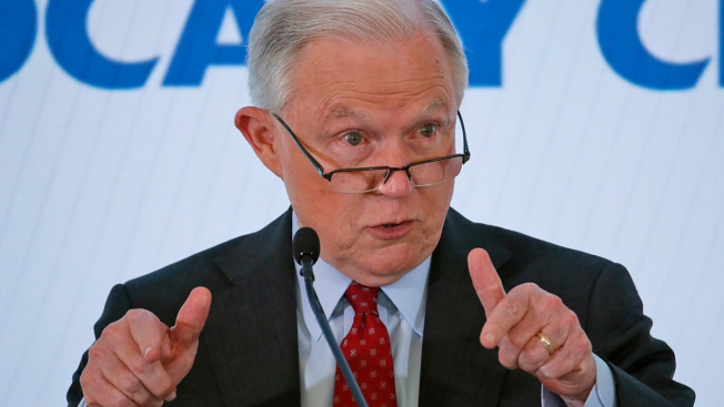 Sessions Cites Bible in Defense of Breaking Up Families