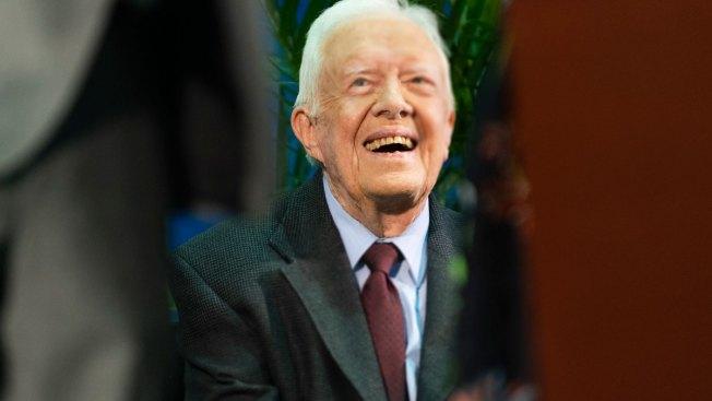 Jimmy Carter, Oldest Living Ex-President, Turns 95