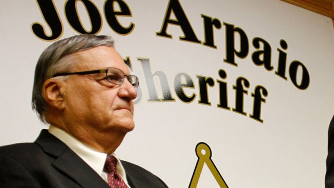 Feds to Charge Arizona Sheriff Joe Arpaio With Contempt
