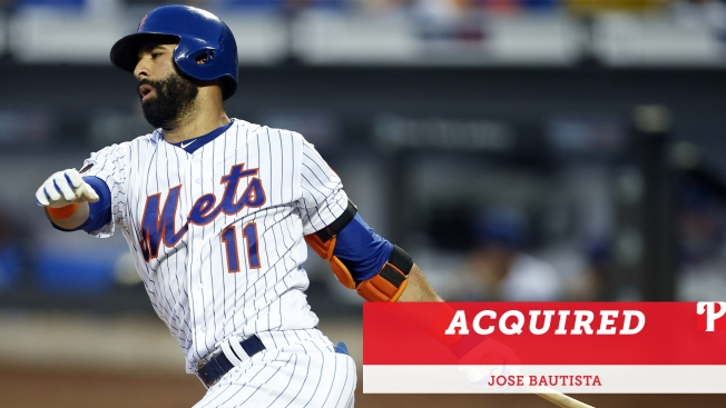 brand new b3375 678c2 Phillies Acquire Jose Bautista From Mets - NBC 10 Philadelphia