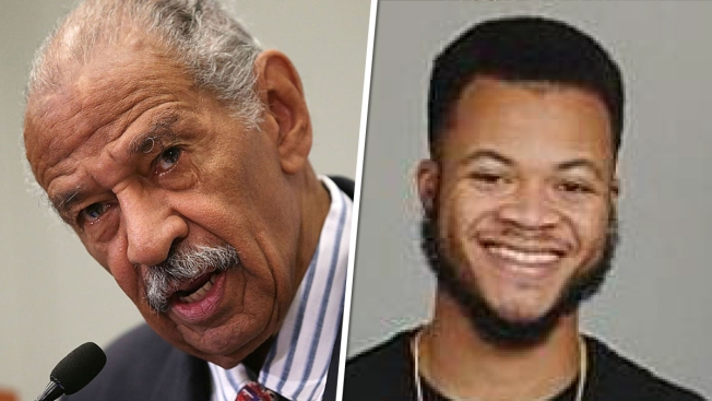 Michigan Congressman John Conyers' son found safe
