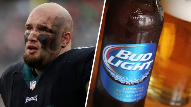 Bud Light Doesn't Want to Jinx Eagles Fans With Free Beer Promise on the Line in Super Bowl