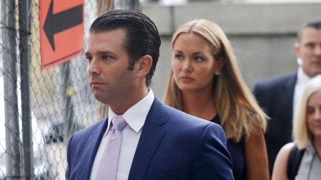 Donald Trump Jr. and Vanessa Trump Finalize Their Divorce