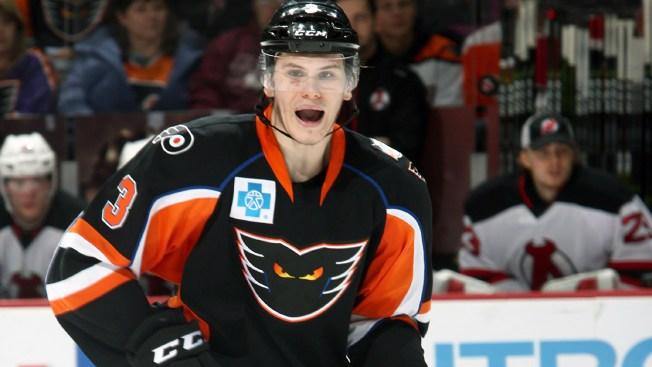 Flyers' Samuel Morin Suffers Second Torn ACL