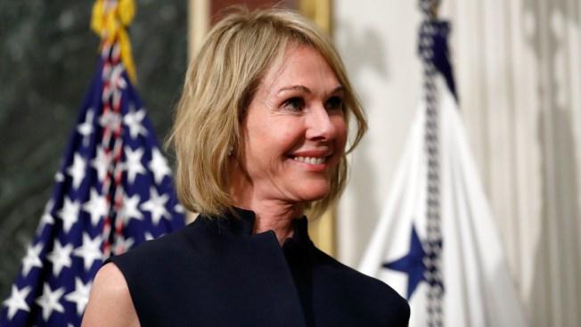Democrats Challenge Trump UN Nominee Kelly Craft on Climate Change