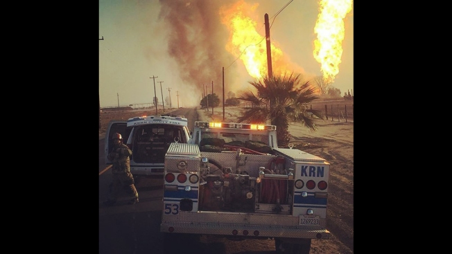 1 Dead, 2 Injured in California Gas Line Explosion