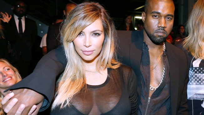 "Kim Kardashian and Kanye West Now Planning ""Super Small Intimate"" Wedding in Paris"