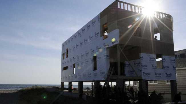 Consider Climate Change for Post-Sandy Rebuilding: Feds