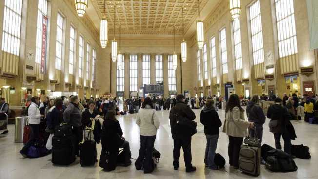 Amtrak Strikes 30th Street Station Deal With Lyft