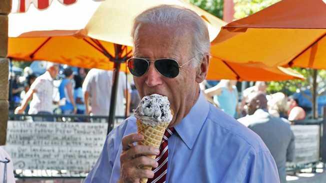Joe Biden and the Mighty Media Buzz Machine