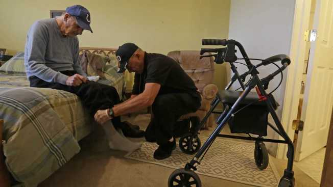 Caring for Caregivers When Their Lives Feel 'A Bit Like War'