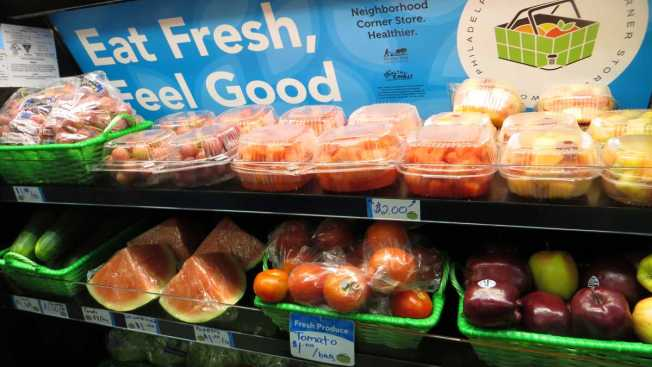 Marketing Makeover Helps Philly Corner Stores Increase Sales of Fruits, Vegetables