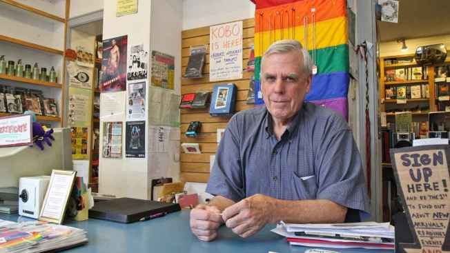 Giovanni's Room Owner Puts Groundbreaking LGBT Bookstore Up for Sale