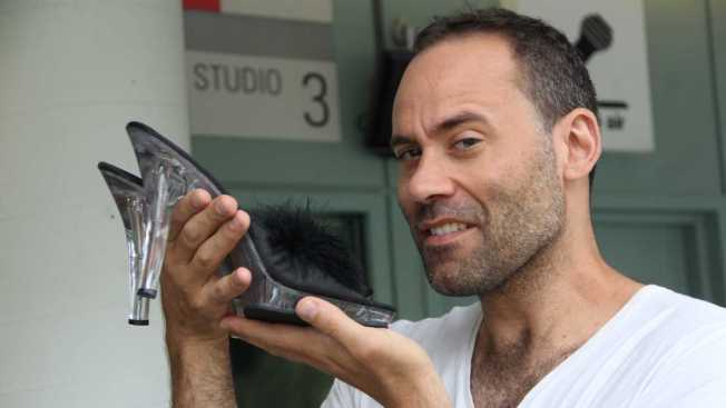Meet the Man Behind Philly Drag Queen Martha Graham Cracker