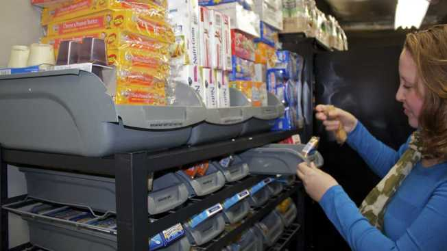 Food Pantries Crop Up to Feed Strapped College Students in Philly, Suburbs