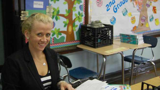Brand-New Philly Teacher Looks Forward to Friday, & Also to Monday