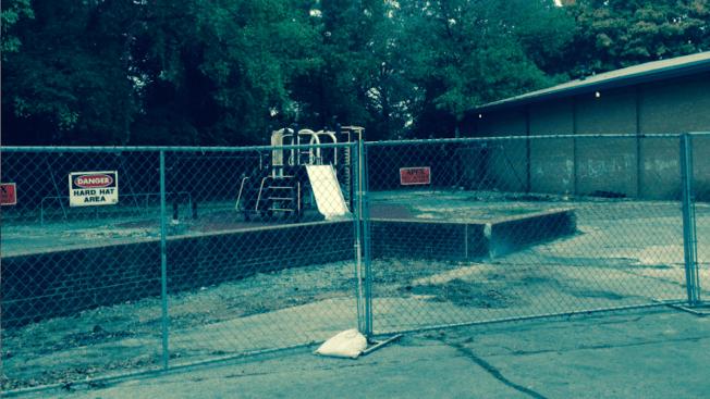 Forgotten East Falls Rec Center Getting $300K Playground Makeover