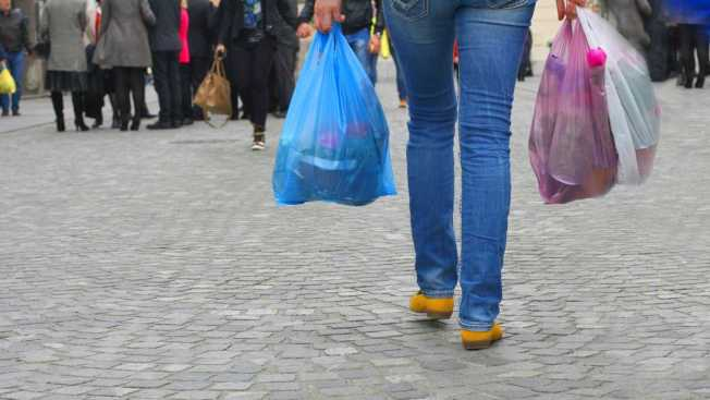 NJ County Customers May Have to Pay for Plastic Bags