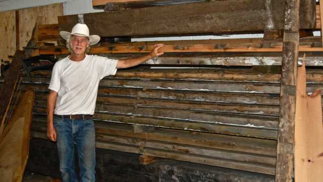 Manayunk Timber Owner Reclaims Wood to Breathe New Life Into Philadelphia's Old Buildings