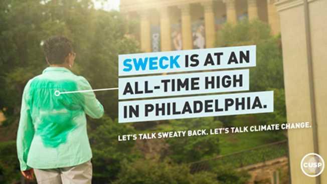 Philadelphia Group Wants Your 'Sweaty Selfies'