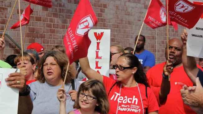 Are Philadelphia Teachers Underpaid?