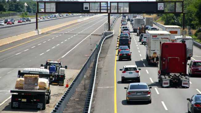 Will NJ Turnpike's New Lanes End Thanksgiving Gridlock?