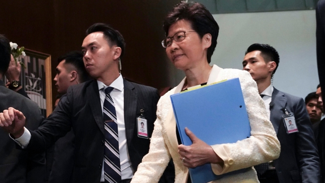 Hong Kong Government Withdraws Bill That Sparked Protests