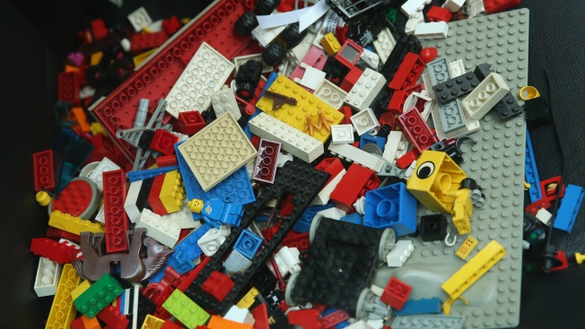 Women Buy Box of Legos in Ga., Find $40K in Meth Inside