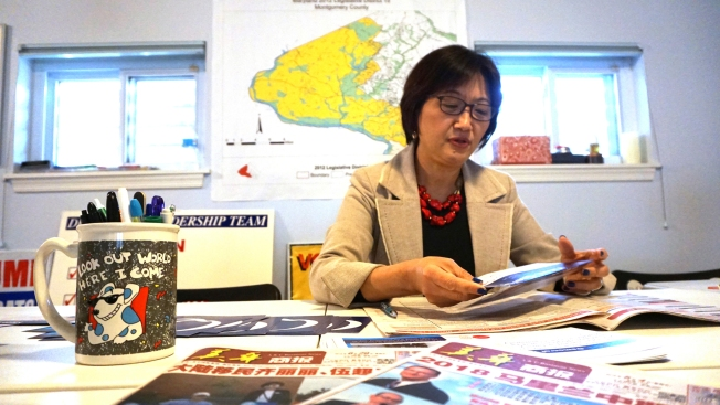 How a Chinese Immigrant Energized Asian-Americans to Win a Maryland Statehouse Seat