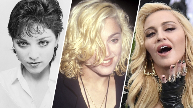 [NATL] Madonna Through the Years: The Material Girl Turns 60