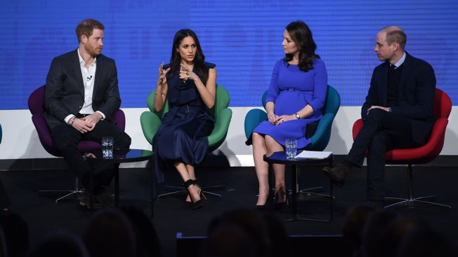 Meghan Markle Addresses #MeToo Movement and Time's Up