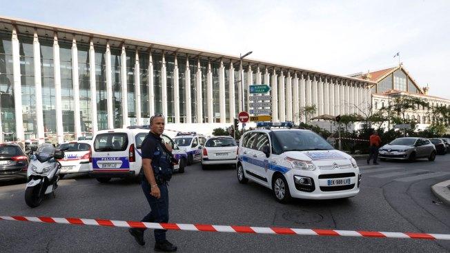 Man With Knife Kills 2 at French Station, Yells 'Allahu Akbar'