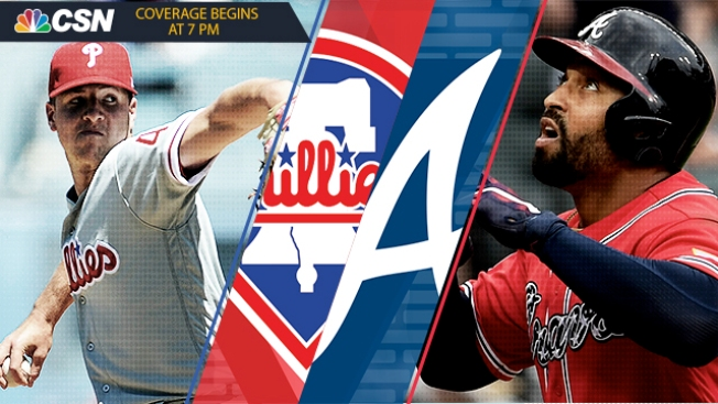 Phillies-Braves 5 Things: Herrera, Franco Heating Up Just in Time to Face Their Nemesis
