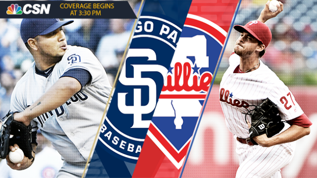 Phillies-Padres 5 Things: Aaron Nola Faces MLB's Second ...