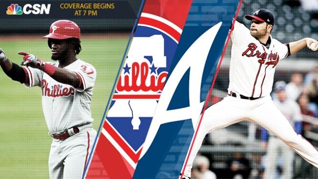Phillies-Braves 5 Things: Can Phils' Offense Stay Hot Vs. Groundball Machine Jaime Garcia?