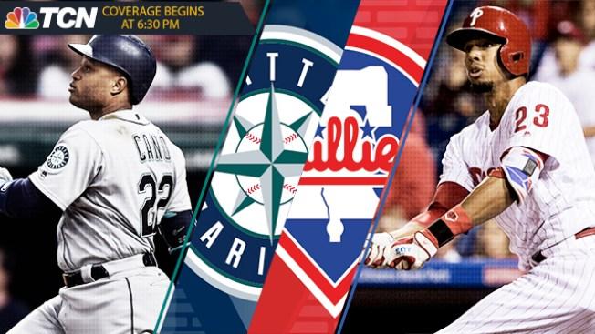 Phillies-Mariners 5 Things: Carlos Ruiz Returns; Phils Face a Deceptive Lefty