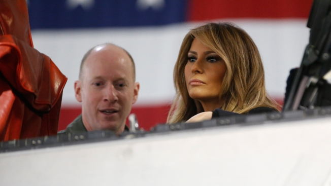 Melania Trump Claims 'Opportunists' Not Recording History Properly