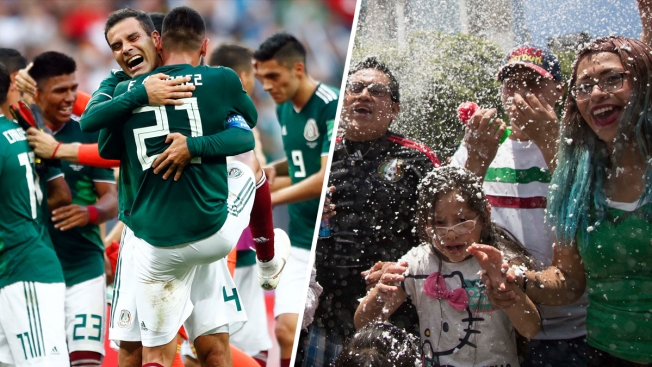 [NATL-LA]Mexico Pulls Off a World Cup Stunner Against Germany