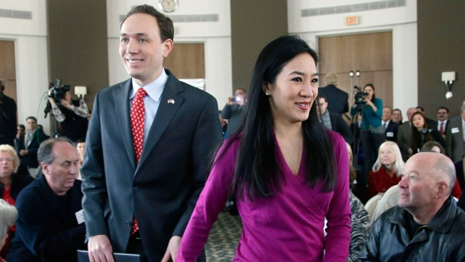 Olympic skater michelle kwan and husband file for divorce nbc 10 olympic skater michelle kwan and husband file for divorce solutioingenieria Image collections