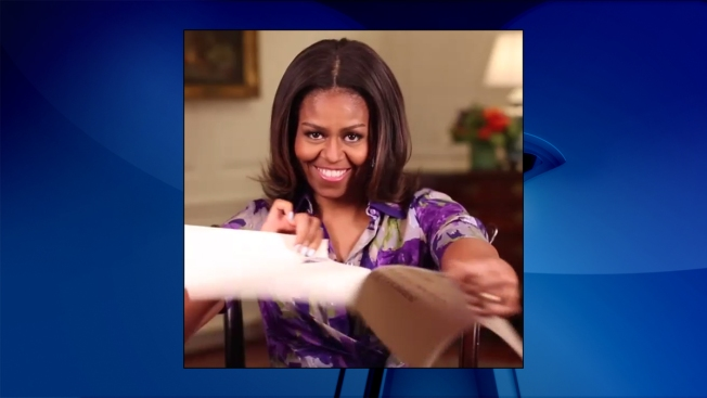 Michelle Obama Announces White House Now Allows Photos, Social Media on Public Tours
