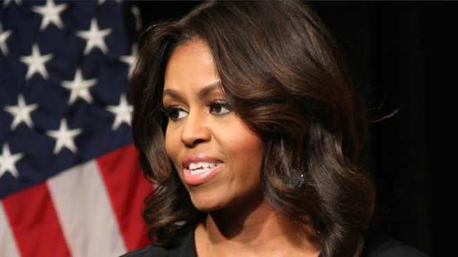 Michelle Obama Guest-Edits Issue of More Magazine