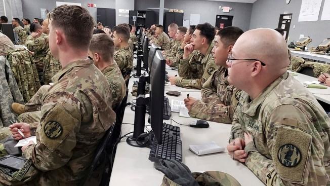 Trump Says Border Troops Could Hit 15K, Surprising Pentagon